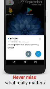 Easy Do : To-Do, Reminders, Notes - náhled