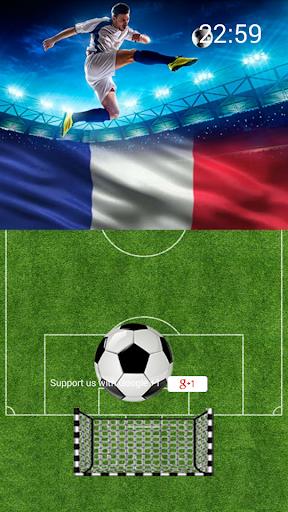 Football France LockScreen