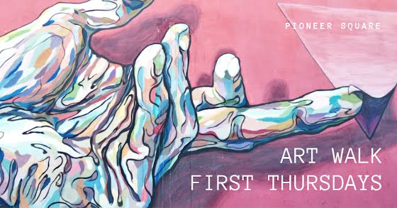Art Walk First Thursdays - Facebook Event Cover Template