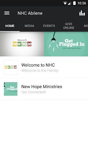New Hope Church Abilene