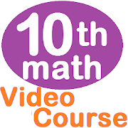 free CBSE 10th Maths - NCERT course & solutions