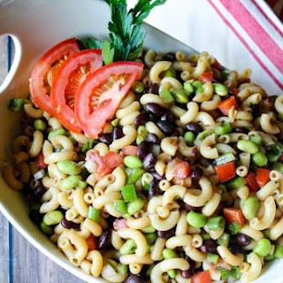 Edamame Pasta Salad Recipe