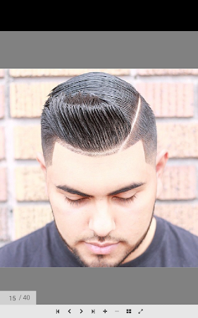 Hairstyles For Men 8.2.170122 screenshot 1403950