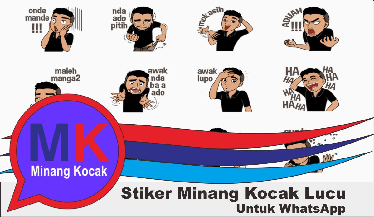 Stiker Minang Kocak Lucu Untuk WhatsApp – Android Aplikace