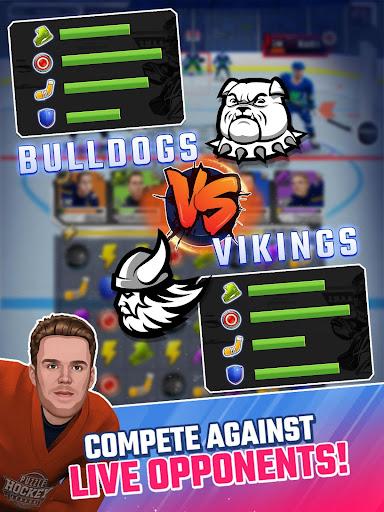 Puzzle Hockey - Official NHLPA Match 3 RPG 2.34.0 screenshots 9