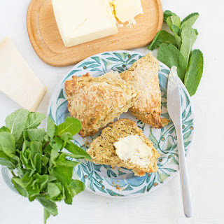 Parmesan and Ras El Hanout Scones Recipe