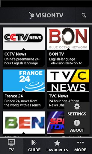 VisionTV UK