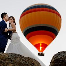 Wedding photographer Ufuk Sarışen (ufuksarisen). Photo of 29.04.2018