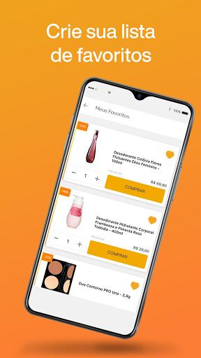 Natura: Comprar Cosmu00e9ticos e Perfumes 5.5.4 screenshots 5