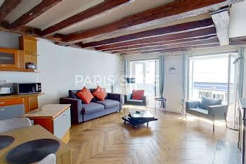 Appartement meublé 2 pièces 48,65 m2