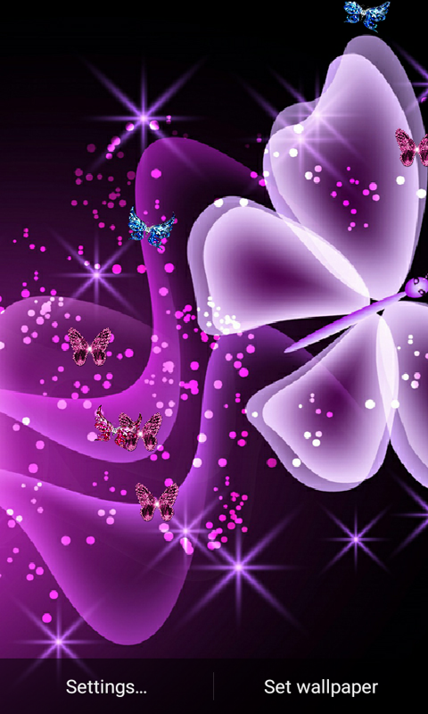Z5 neon butterfly wallpaper android apps on google play z5 neon butterfly wallpaper screenshot voltagebd Images