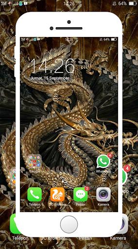Dragon Wallpaper 1.5 screenshots 1