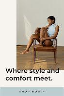 Style Meet Comfort - Pinterest Pin item