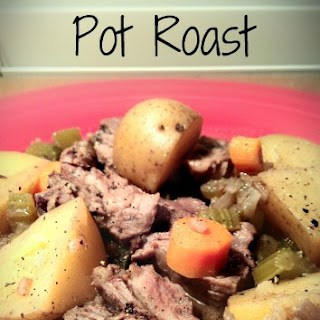 Crock Pot - Pot Roast