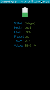 Battery Infos - náhled