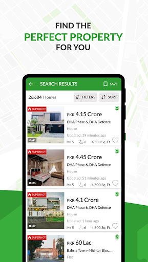 Zameen - No.1 Property Search and Real Estate App 3.6.0.3 screenshots 3