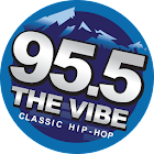 95.5 The Vibe icon