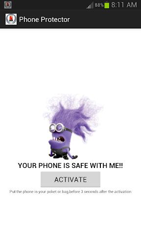 Phone protector