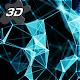 Gyro Space Particles 3D Live Wallpaper (app)
