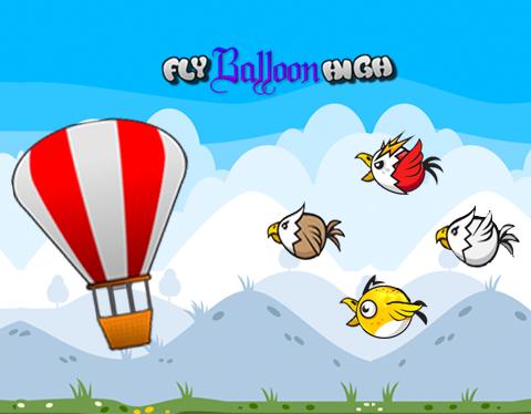 Fly Balloon High