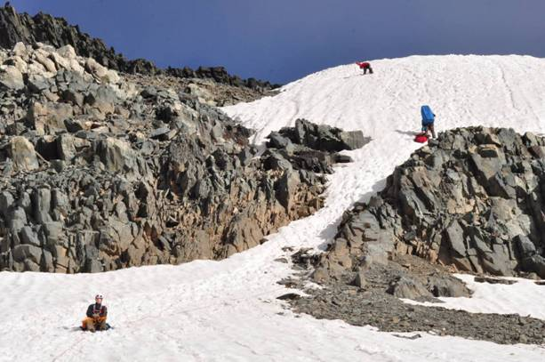 Отчёт о горном походе 2 категории сложности по горному Алтаю (Катунский хребет)