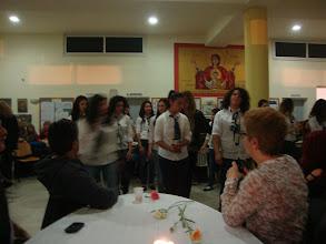 Photo: Dance program before the dinner