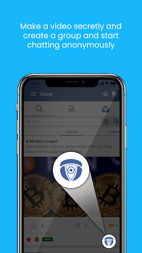 The DigitalXpress - A true freedom of speech app. 1.0 screenshots 5