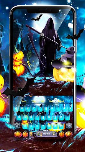 Night Halloween Ghost Keyboard cheat hacks