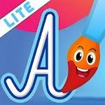 Mądre Literki LITE - Nauka pisania liter alfabetu icon