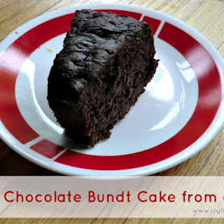 Chocolate Bundt Cake With Cake Mix And Pudding Recipes