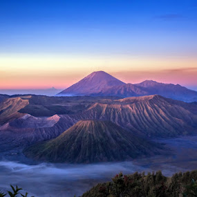 Mount Bromo Revisited by Nico Ariyanto - Landscapes Mountains & Hills