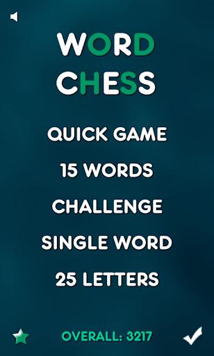 Word Chess PRO screenshot 1