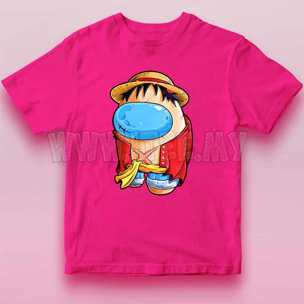 Monkey D. Luffy Straw Hat  One Piece Among Us Impostor 18