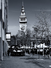 Photo: The Ferry Building Clock Tower