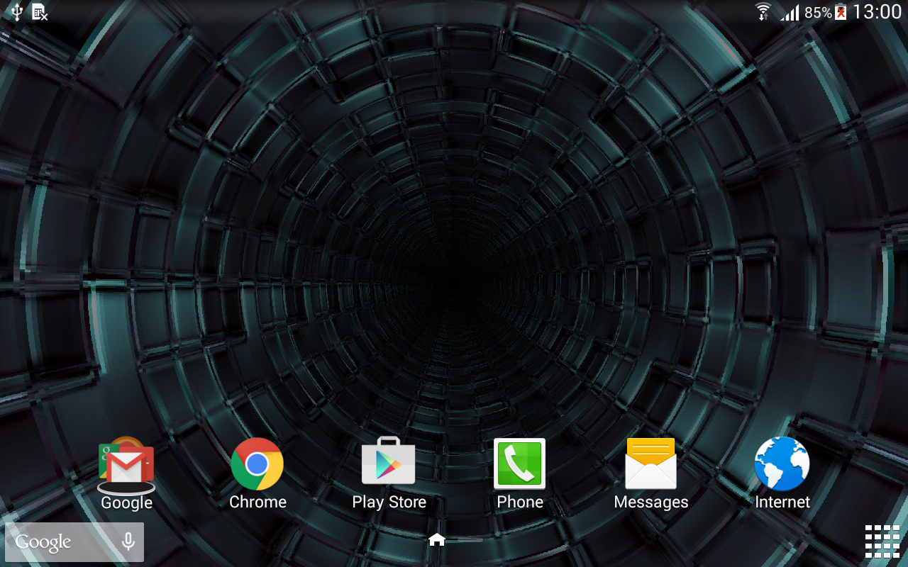 3d tunnel live wallpaper - android apps on google play