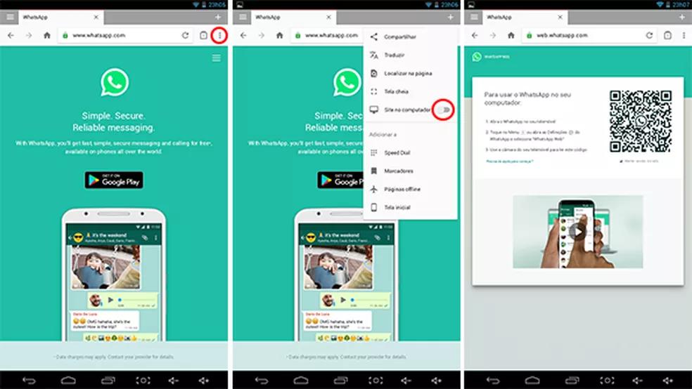 [Atualizado 2021] Como Usar O WhatsApp Web Tablet Android Em Poucos Passos 4