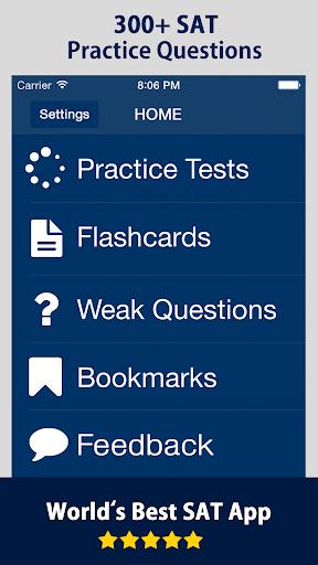 SAT Test Prep Practice Q A
