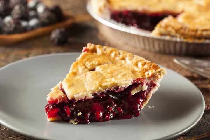 Old Fashioned Fresh Cherry Pie Recipe
