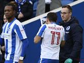 VIDEO: Anthony Knockaert inscrit un but pour Brighton et rend hommage à son père décédé