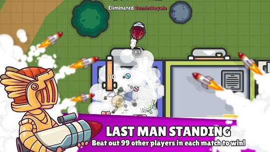 ZombsRoyale.io – 2D Battle Royale 4