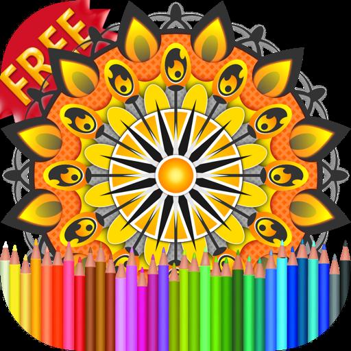图画书曼荼罗 解謎 App LOGO-硬是要APP