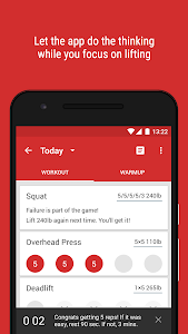 StrongLifts 5x5 Workout v2.2.2 (Pro)