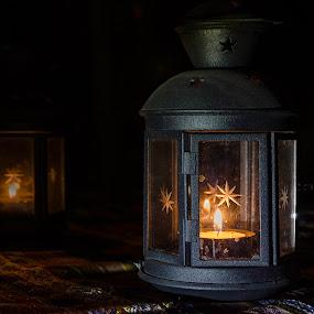 Lamp by Fico Stein Montagne - Artistic Objects Antiques ( luz, objeto artistico, lampara, lamp, vela, light, nikon d7000,  )