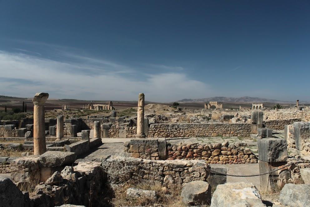 Maroc Meknes Et Ses Environs Esploristo