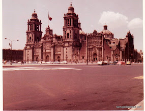 Photo: Mexico City.  Palace of Fine arts?  or Sanborns House of Tile?
