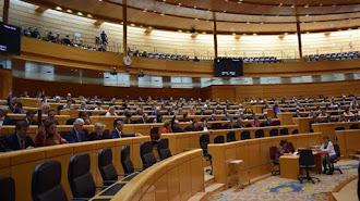 Pleno en la pasada investidura / Senado de España