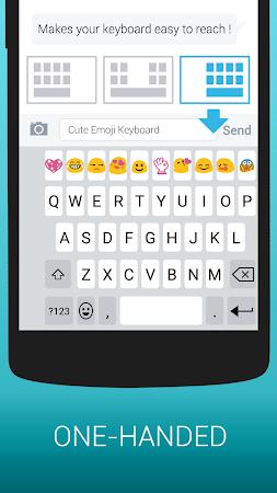 Emoji Keyboard -Cute,Emoticons 1.2.5.0 screenshot 131270