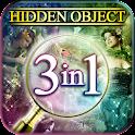 Hidden Object - Wonders 3-in-1 icon