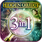 Hidden Object Wonders & Match-3 Combo Pack icon