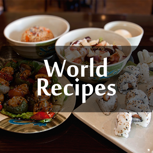 Baixar All free Recipes : World Cuisines para Android
